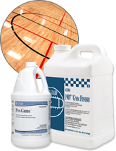 Wood Sports Floor Care