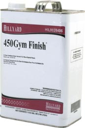 450 Gym Finish®