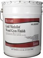 Gold Medalist® Wood Gym Finish