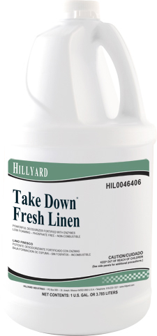 Take Down® Fresh Linen
