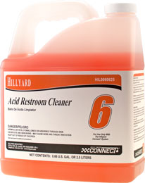 Acid Restroom Cleaner