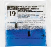 Non-Acid Restroom Disinfectant/Cleaner