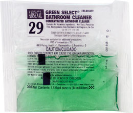 Green Select® Bathroom Cleaner