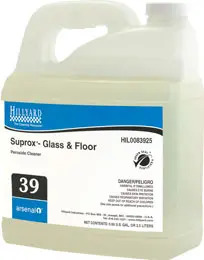 Suprox® - Glass & Floor