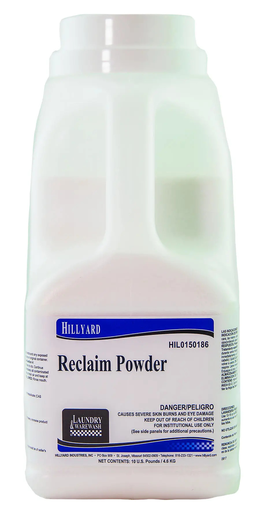 Reclaim Powder
