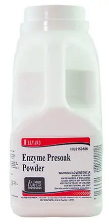 Enzyme Presoak Powder
