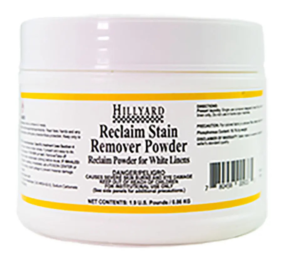 Reclaim Stain Remover Powder