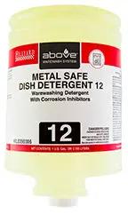 Metal Safe Dish Detergent 12