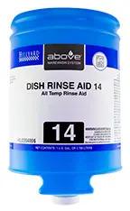 Dish Rinse Aid 14
