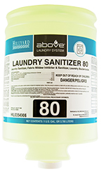 Laundry Sanitizer 80