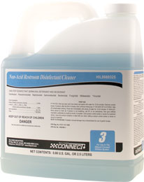 Non-Acid Restroom Disinfectant/Cleaner