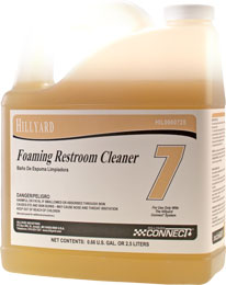 Foaming Restroom Cleaner