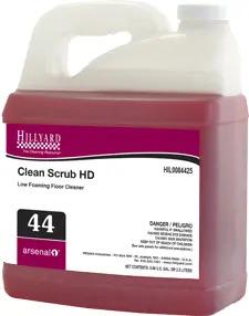 Clean Scrub HD