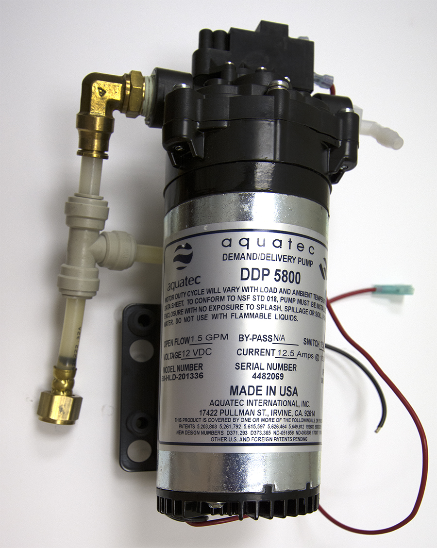 Hillyard C3 Restroom Cleaning : Hillyard hil pump assembly for c