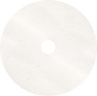 GLACIER 17 IN P2 Prep & Polish pads 5/CS
