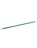 "60"" Fiberglass Handle with Self-Locking Flex-Tip, Green, 12/cs"