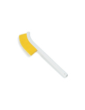 "Spectrum Wand Brush w/ Polyester Bristles 24"" Long - Yellow"