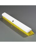 24in. Omni Sweep Yellow Broom Color Coded - Food Processing