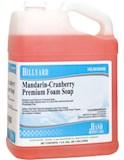 Mandarin-Cranberry Premium Foam Soap