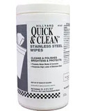 Quick & Clean® Stainless Steel Wipes