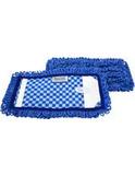 "11"" Trident Premium Mesh-Backed Pocket Mop - Blue"