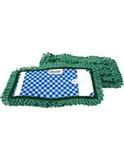 "11"" Trident Premium Mesh-Backed Pocket Mop - Green"