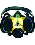 Medium Respirator w/Cartridge