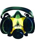 Large Respirator w/Cartridge