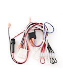 WIRING HARNESS INCL RELAY AND FUSE HLDR