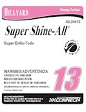 LABEL RTU 613 SUPER SHINE ALL