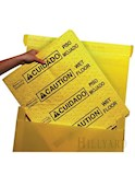 Refill Over the Spill Pads Large Yellow